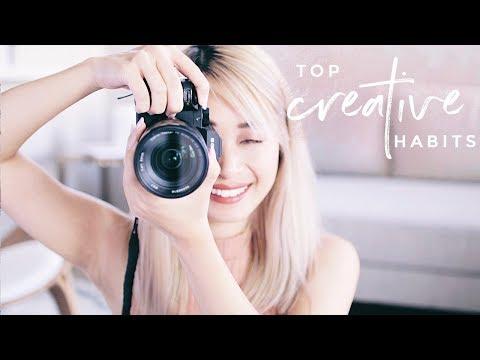 12 Habits of Successful Creatives 🌟