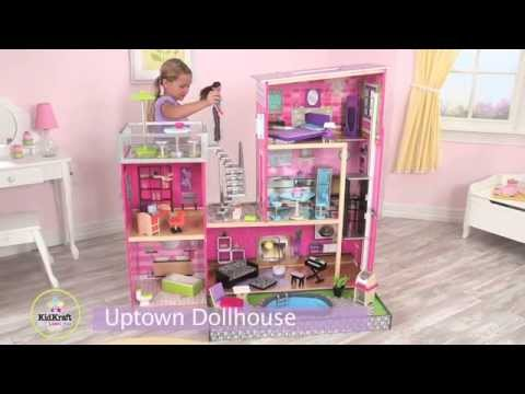 Children's Uptown Dollhouse
