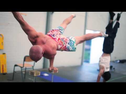 ANDORRA Scalada by Cirque du Soleil, Ready to start