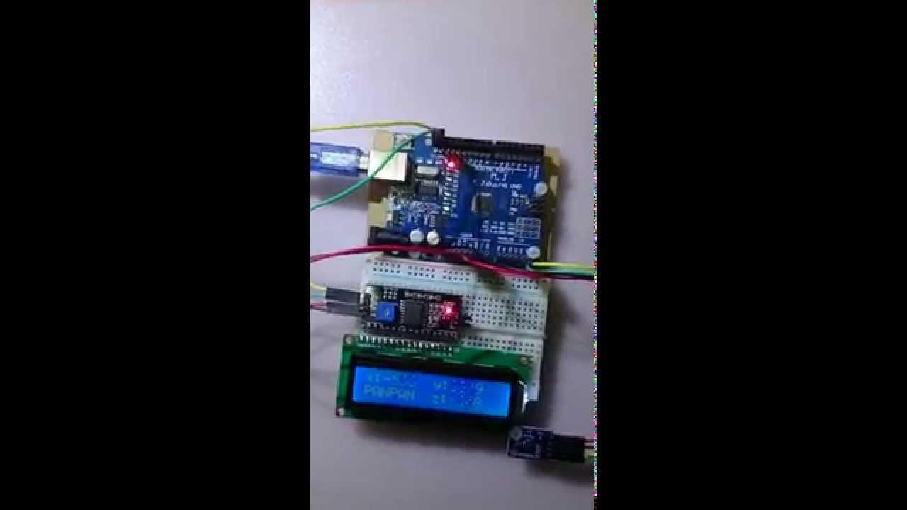 GY-273 HMC5883L 電子羅盤GY273 三軸電子指南針Arduino UNO + LCD 1602 ...