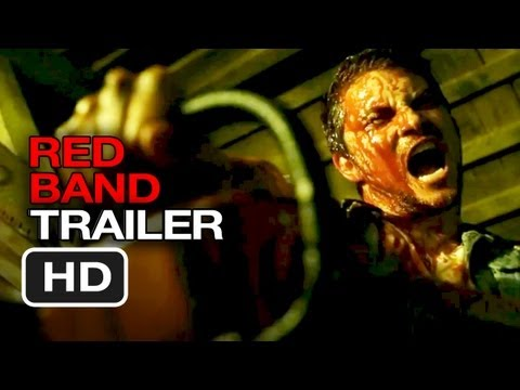 Evil Dead Red Band TRAILER (2013) - Horror Movie HD