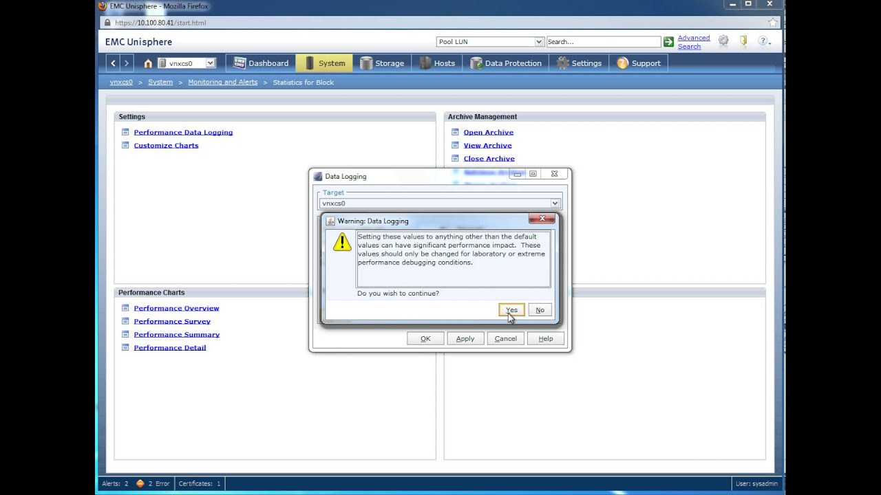 How to gather NAR/NAZ files from your VNX