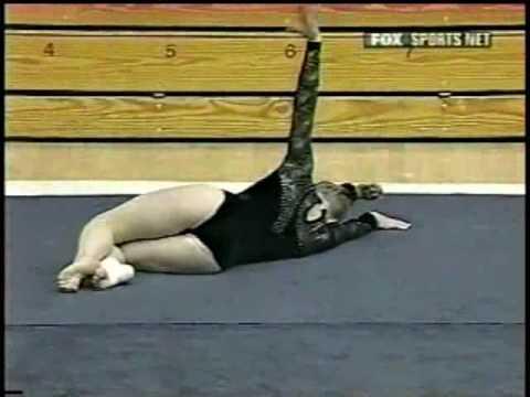 Kristin Parker - 2002 Pac 10 Championships Floor Exercise