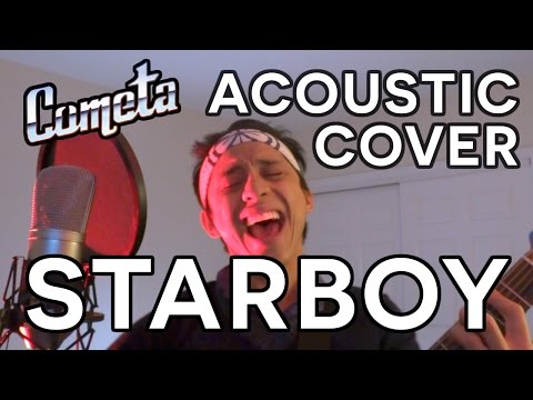 The Weeknd - Starboy ft. Daft Punk #Cover by...