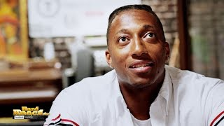 Lecrae talks Tupac Movie, Ill Find You, Hopsin, Blessings