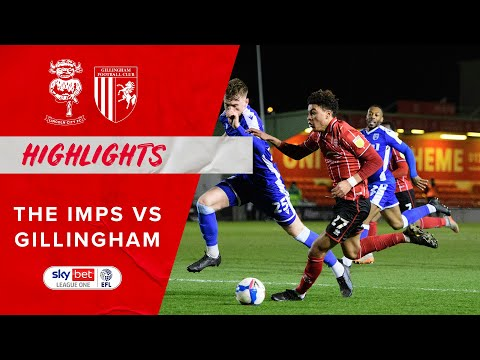 Lincoln Gillingham Goals And Highlights