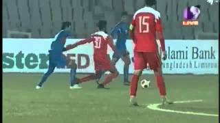 nepal vs bahrain highlight