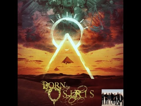 """Born Of Osiris announce new song """"White Nile"""" out soon plus video shoot!"""