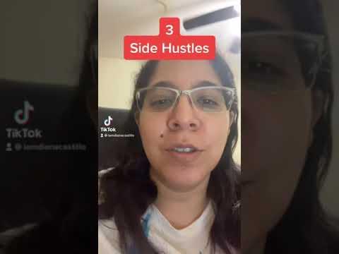 How To Make Money Online On 2021 – 3 Side Hustles #shorts