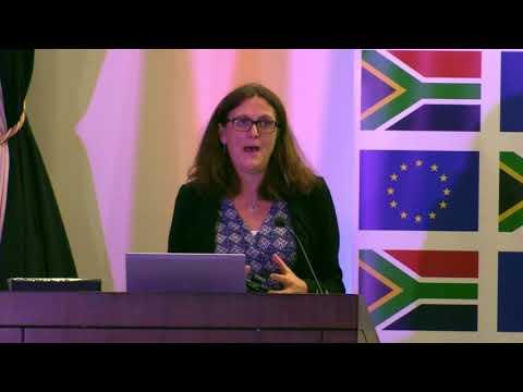 EU Commissioner for Trade, Cecilia Malmstrom