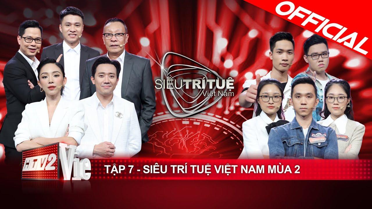 Siêu Trí Tuệ Việt Nam mùa 2 – Tập 7:  Chị em bậc thầy trí nhớ rơi vào ván đấu định mệnh 1-0-2