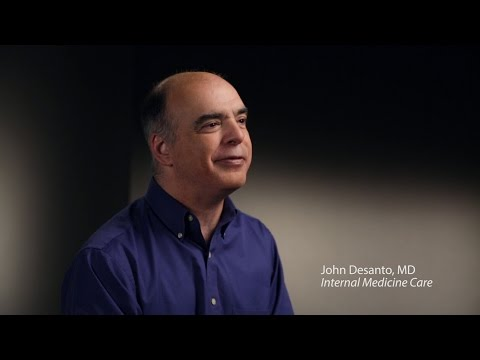 Meet Dr. John Desanto - Internal Medicine Care