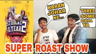 Student Of The Year 2 trailer review by Suraj Kumar | The Trailer Debate Show Ep - 08 |