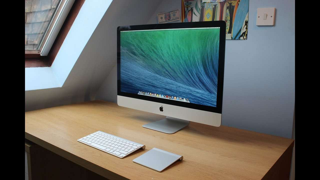 Apple Imac 27 I7 3.5ghz Late 2013 Apple Desktops & All-in-ones