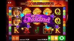 The Expandable online spielen - Merkur Spielothek / Bally Wulff