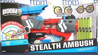 BOOMco. Stealth Ambush Blaster from Mattel