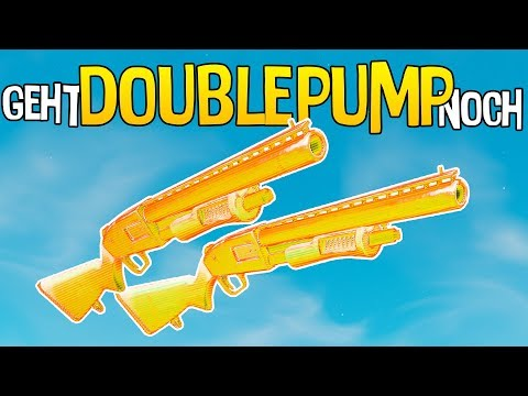 DOUBLE PUMP DOCH NICHT TOT? | Fortnite Battle Royale