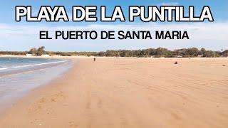 playa de la puntilla - el puerto de santa maria