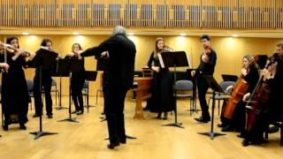Jerusalem Baroque Orchestra Concert 4, Carl Philipp Emanuel Bach