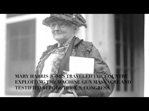 Mary Harris Jones (Mother Jones) 1837 - 1930