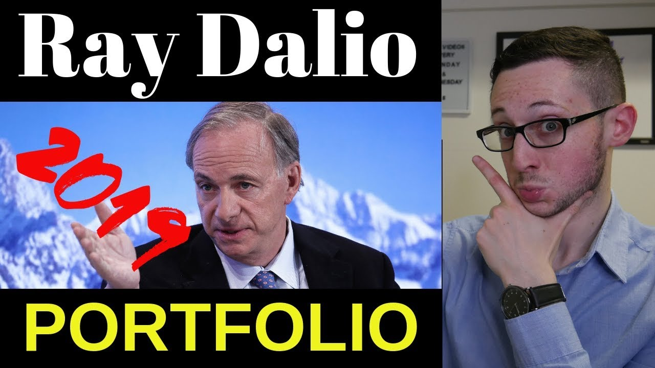 RAY DALIO PORTFOLIO 2019 - ALL WEATHER PORTFOLIO 💰