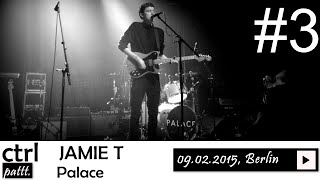 Palace - Head Above The Water - 09.02.2015, Berlin, FritzClub im Postbahnhof