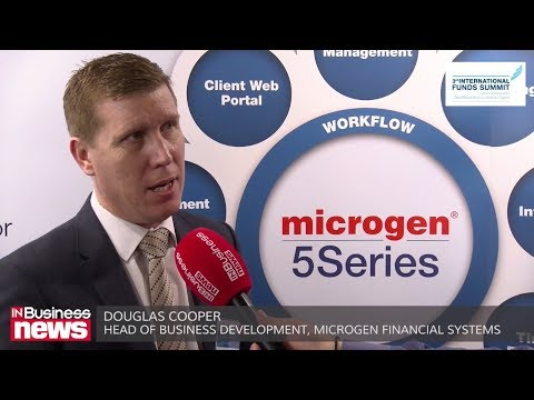 3ο International Funds Summit - MICROGEN FINANCIAL SYSTEMS