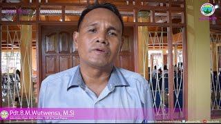 Merawat Situs Penginjilan Jejak GPM - Sekretaris Klasis Biak Selatan GKI di Tanah Papua
