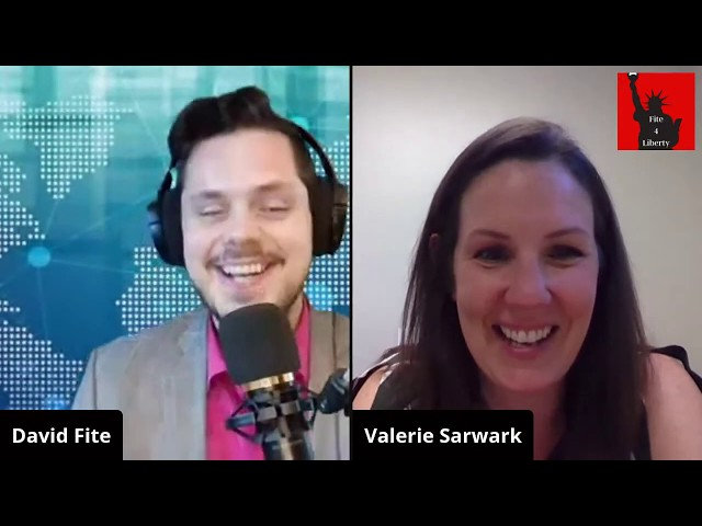 Fite 4 Liberty Live with Valerie Sarwark