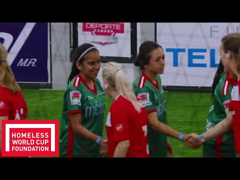Mexico v Norway | FULL MATCH | Day 1, Pitch 1 |  Homeless World Cup 2018 | Pitch 1