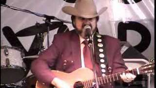 JOHNNY BUSH The Warm Red Wine RUIDOSO w/The Bandoleros