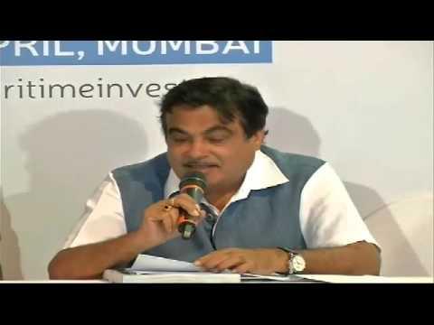Press conference by Shri Nitin Gadkari on Sagarmala National Perspective Plan : 14.4.2016