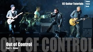 Part 1:  Out of Control (U2 Cover) - with Fractal Audio's Axe-Fx II