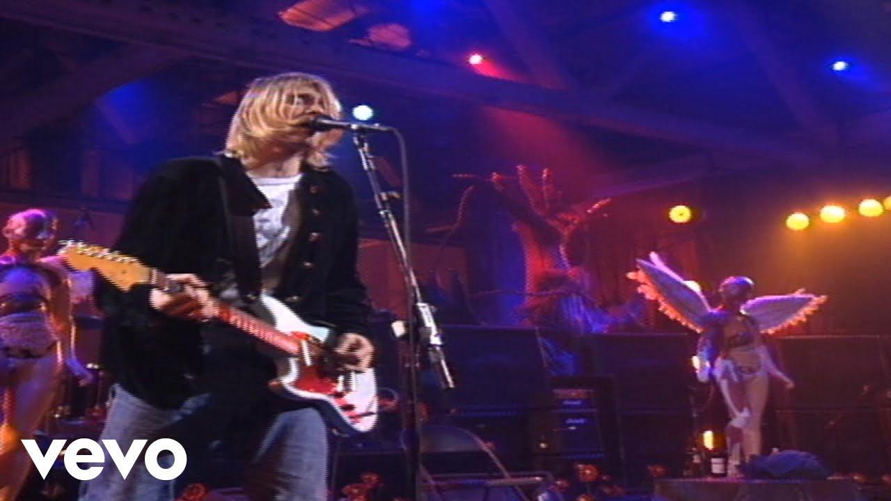 Nirvana - Heart-Shaped Box (Live And Loud, Seattle / 1993)