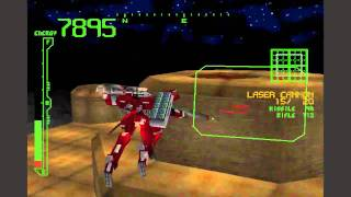 Armored Core: Master of Arena | Mission 9 | Enemy Fortress