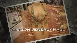 Amazon Jewelry Haul & Chit Chat...