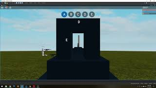 Roblox: FPS Aiming Test