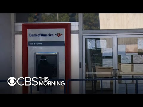 Some unemployed Californians say they are fraud victims but bank won't unfreeze their accounts