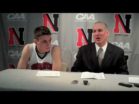 NU-La. Tech Basketball Postgame Press Conference 2/20/10