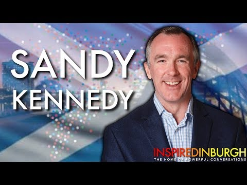 Sandy Kennedy - Entrepreneurial Scotland | Inspired Edinburgh