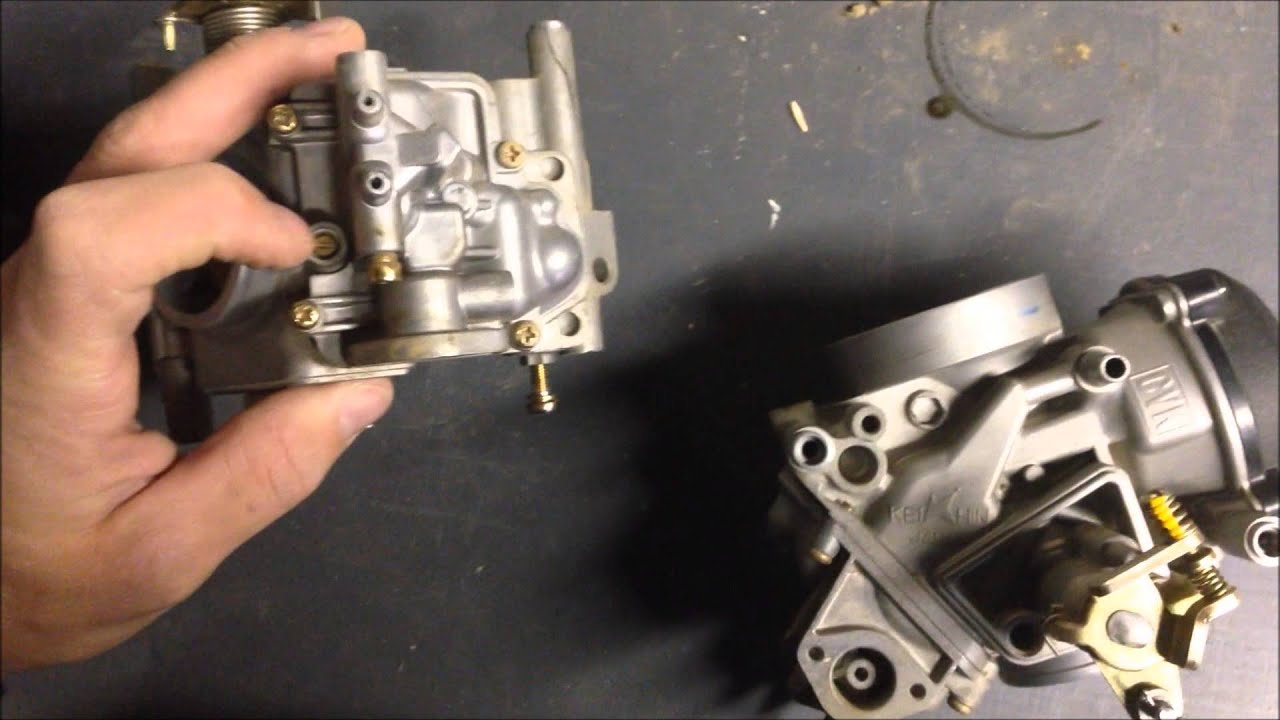 Kawasaki Bayou Carburetor Adjustment