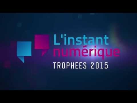 Web Trophées 2015 l'Instant Numérique - Catégorie E-commerce
