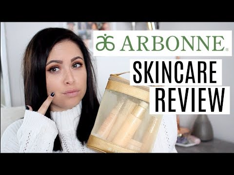 ARBONNE SKINCARE: Is it A Scam?! Honest Review & First Impressions