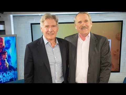Harrison Ford on his 'Blade Runner' return and 'Star Wars' departure