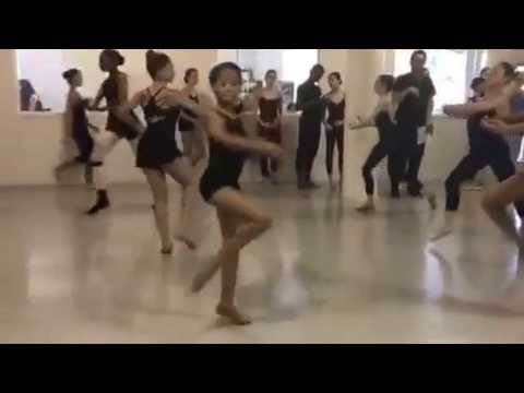The Dallas Conservatory I International Dance Intensive 2016 - Jazz