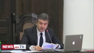 Կարեն Կարապետյանը ցանկանում է Հայաստանի շենքերի տանիքները միասնական ոճի բերել