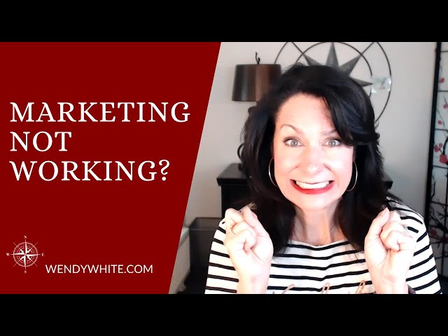 This is why your marketing isn't working
