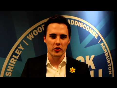 Matt O'Flynn explains how Gavin helped him get a job, and why he's backing Barwell