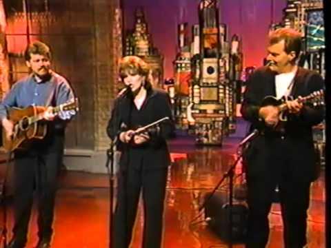 Alison Krauss & Union Station plays Oh Atlanta on David Letterman