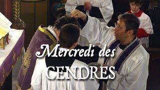 Bénédiction & messe du mercredi des Cendres - MISERERIS